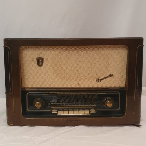 Radio Telefunken Operette 6